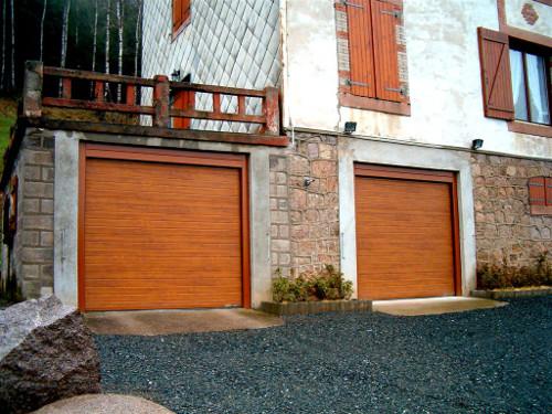 Devis porte de garage sectionnelle la toulousaine - La toulousaine porte de garage sectionnelle ...